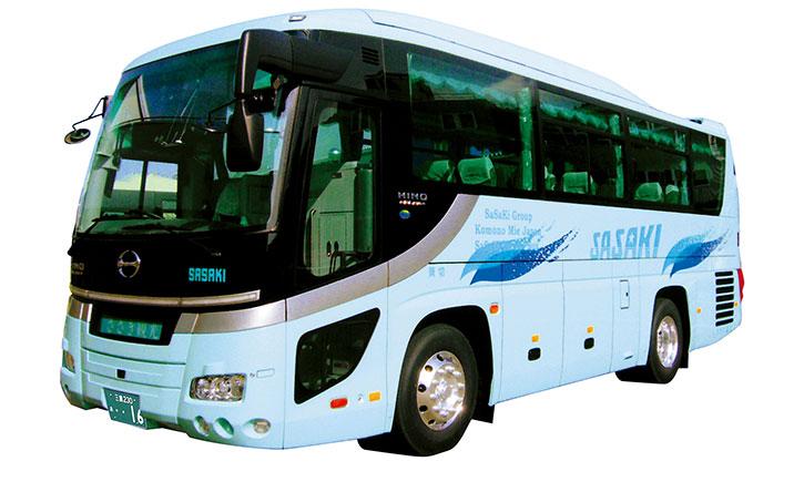 スタイリッシュバス「Sセレガ」